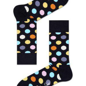 Купить носки Черные в крупный горошек в магазине - America-store Днепр Украина
