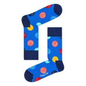 Купить носки Синие в горошек в магазине - America-store Днепр Украина
