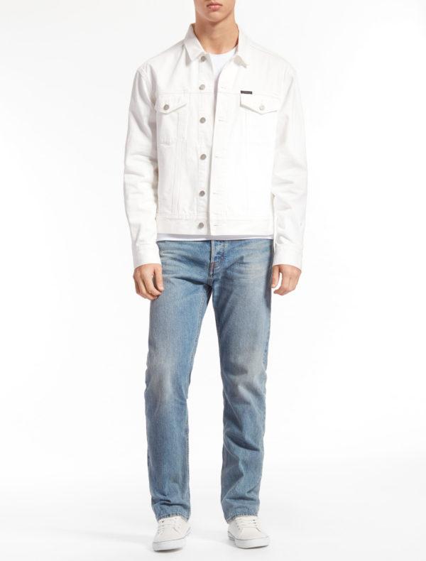 Джинсовая куртка мужская Calvin Klein Archive trucker