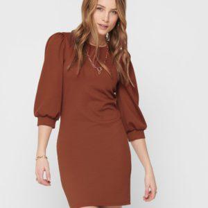 Женское платье ONLY терракотовое