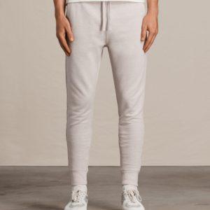 Мужские спортивные штаны AllSaints Raven sweatpant бежевые