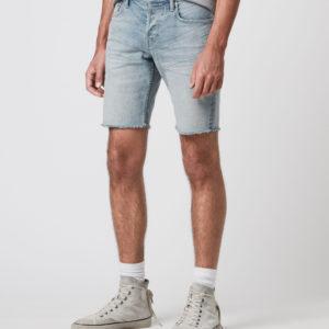 Мужские джинсовые шорты ALLSAINTS switch blue