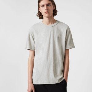 Мужская футболка ALLSAINTS dexter alpine white