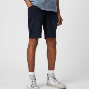 Мужские джинсовые шорты ALLSAINTS switch navy